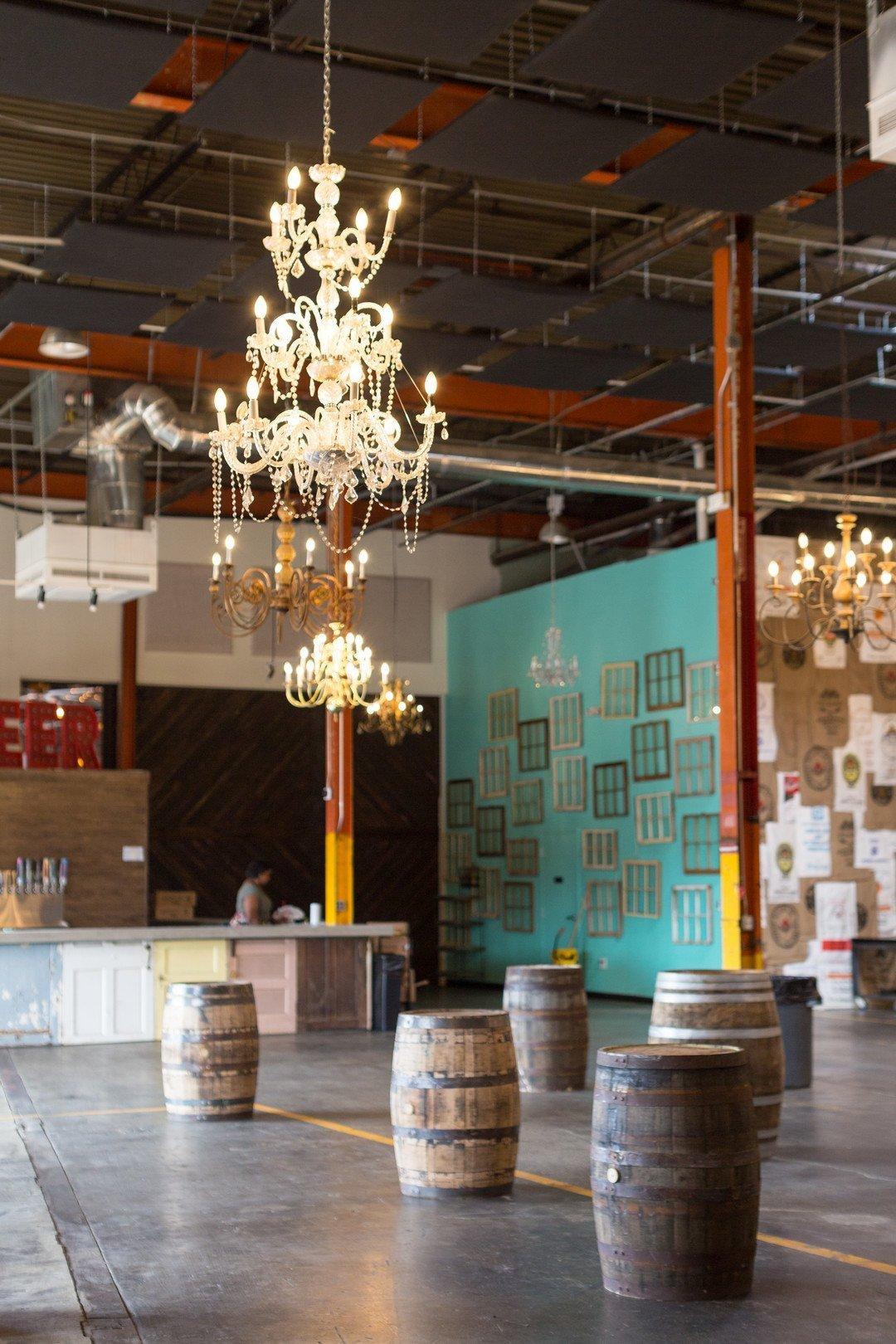 Monday Night brewery wedding