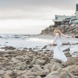 Malibu Beach Wedding photo