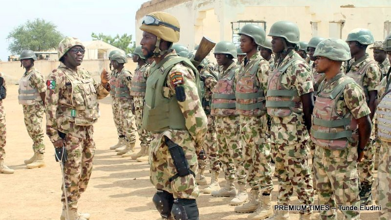 Nigerian Army Rewards 37 Officers, Soldiers For Gallantry In Ne