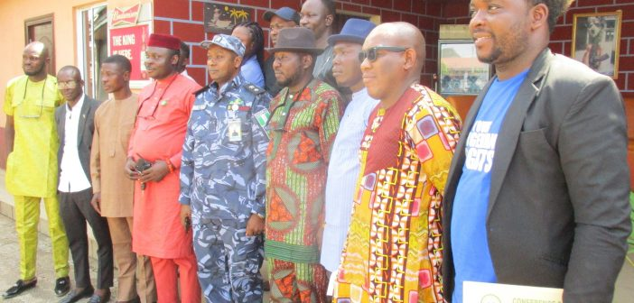 Barr. Ogedegbe Inaugurates CAHR EXCOS in Delta North and Asaba Unit, As CP Inuwa Reiterates Commitment to Protect Human Rights in Delta