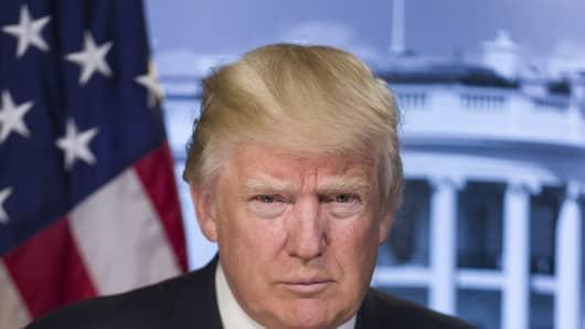 Donald Trump's twitter ban