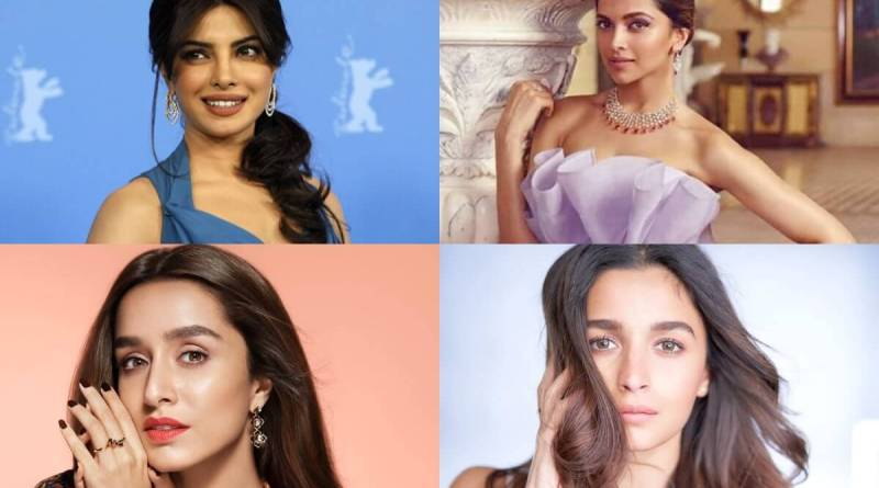 top 5 bollywood actresses on instagram