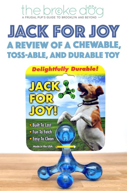 The Broke Dog: Jack For Joy Product Review