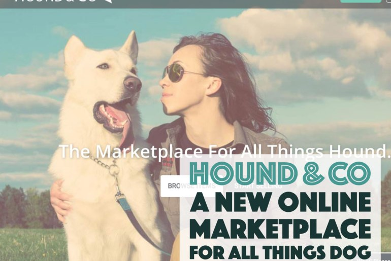"Hound & Co is a new online marketplace dedicated to all things dog! We interviewed founder Laura Green about Hound and Co's start, how Hound & Co helps ""dogpreneurs"" and rescues, her own hound, and more!"