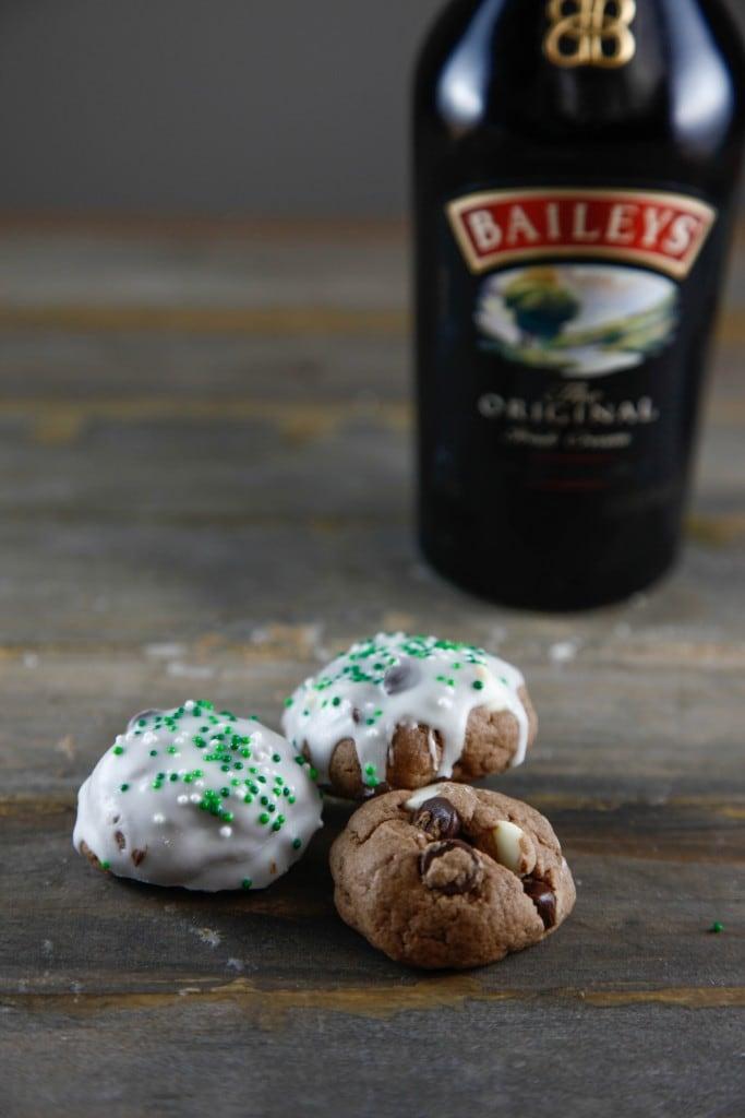 Baileys Chocolate Meltaway Cookies