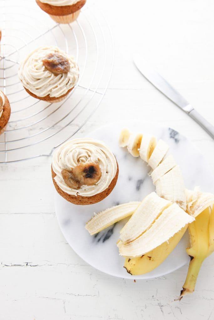 Bannanas Foster Brown Sugar Cupcakes_-7