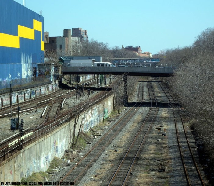 Brooklyn's Hidden Railway