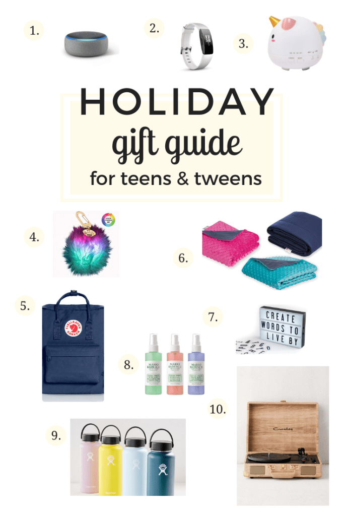 The Brooklyn Mom 2019 Holiday Gift Guide Gifts for Teens and Tweens