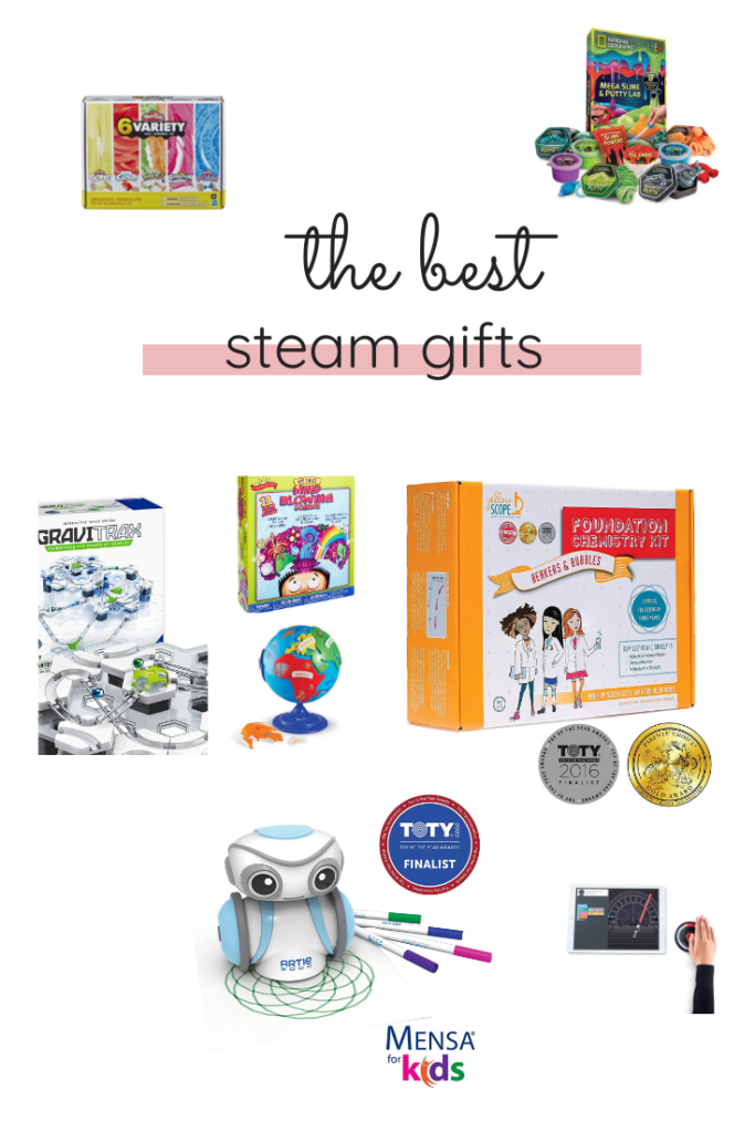 The Brooklyn Mom 2019 Holiday Gift Guide STEAM Gifts