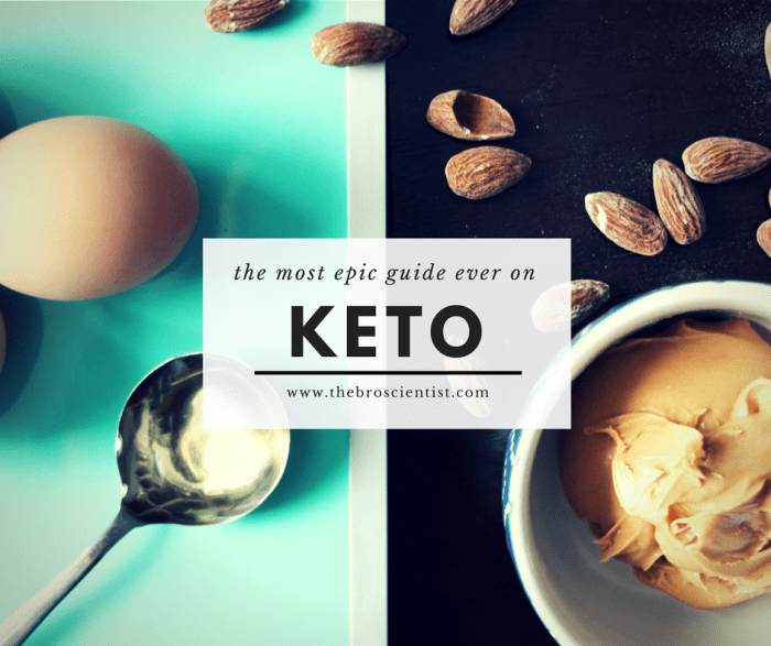 ketogenic diet guide