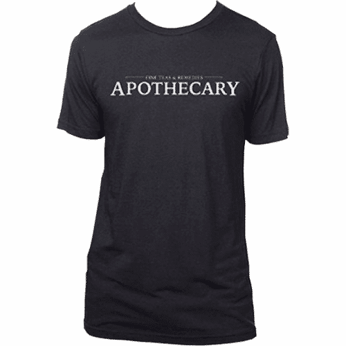 Apothecary Team Shirt | The Brothers Apothecary