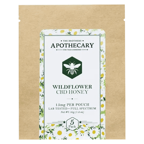CBD Honey Wildflower by The Brothers Apothecary