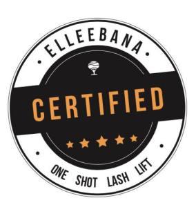 Elleebane certified logo
