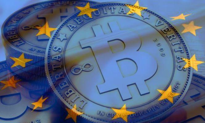 Europa - Criptomonedas - Bitcoin