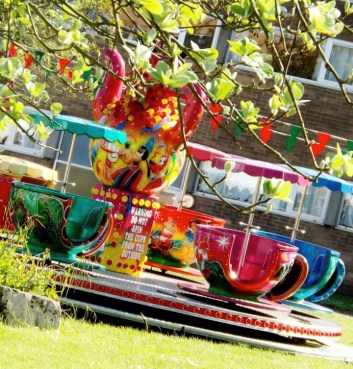 Fairground rides are just one example of the entertainment on offer at formals
