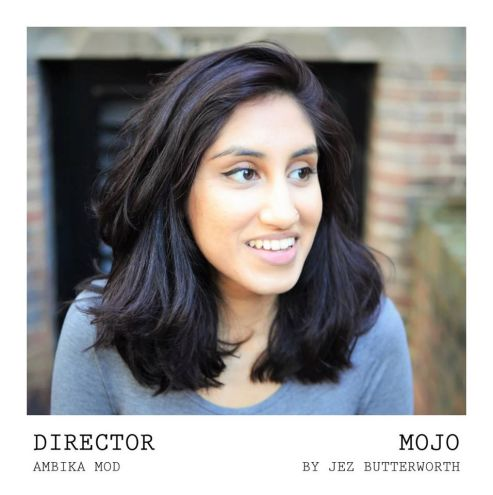 'Mojo does what theatre, in my opinion, should do, entertain.'