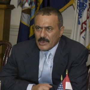 Longtime Yemeni President Ali Abdullah Saleh's fall from power has started a devastating civil war in Yemen (Helene C. Stikkel)