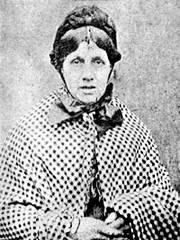 A portrait of Mary Ann Cotton