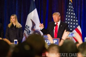 Coould Trump's eldest daughter, Ivanka, be a champion of women's rights with her father in the White House?
