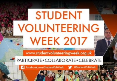 Student Volunteering Week: Top ten reasons why you should get involved