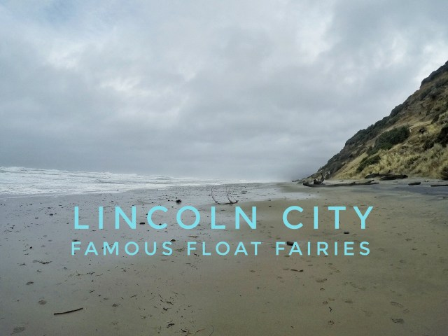 Lincoln cory glass floats