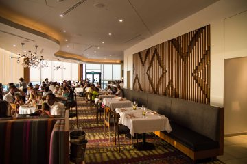 Disney's California Grill Review
