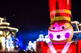 disney world christmas