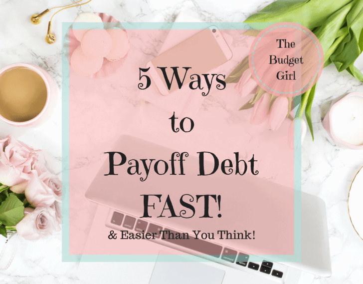 payoff debt fast