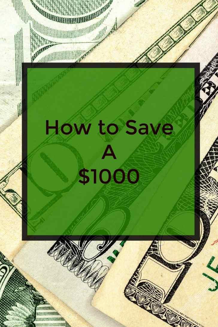 save emergency fund