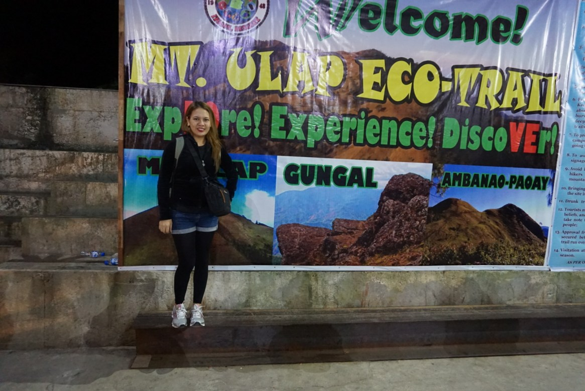 Mt Ulap Eco Trail
