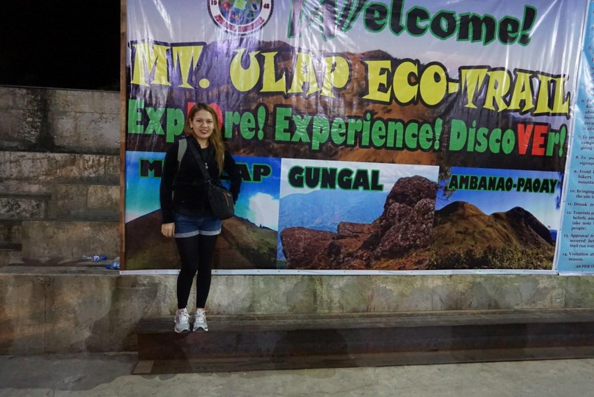 Mt Ulap Eco Trail