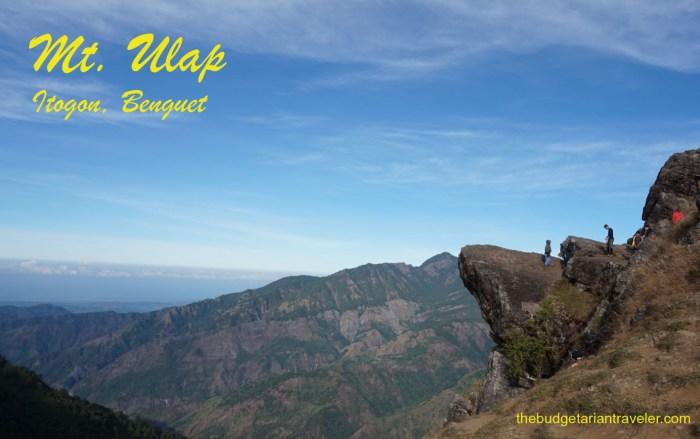Mt Ulap
