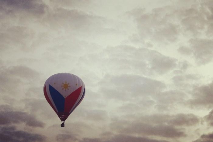 Philippine Hot Air Balloon