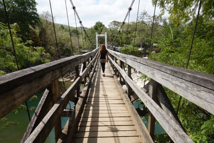 Madlum Hanging Bridge