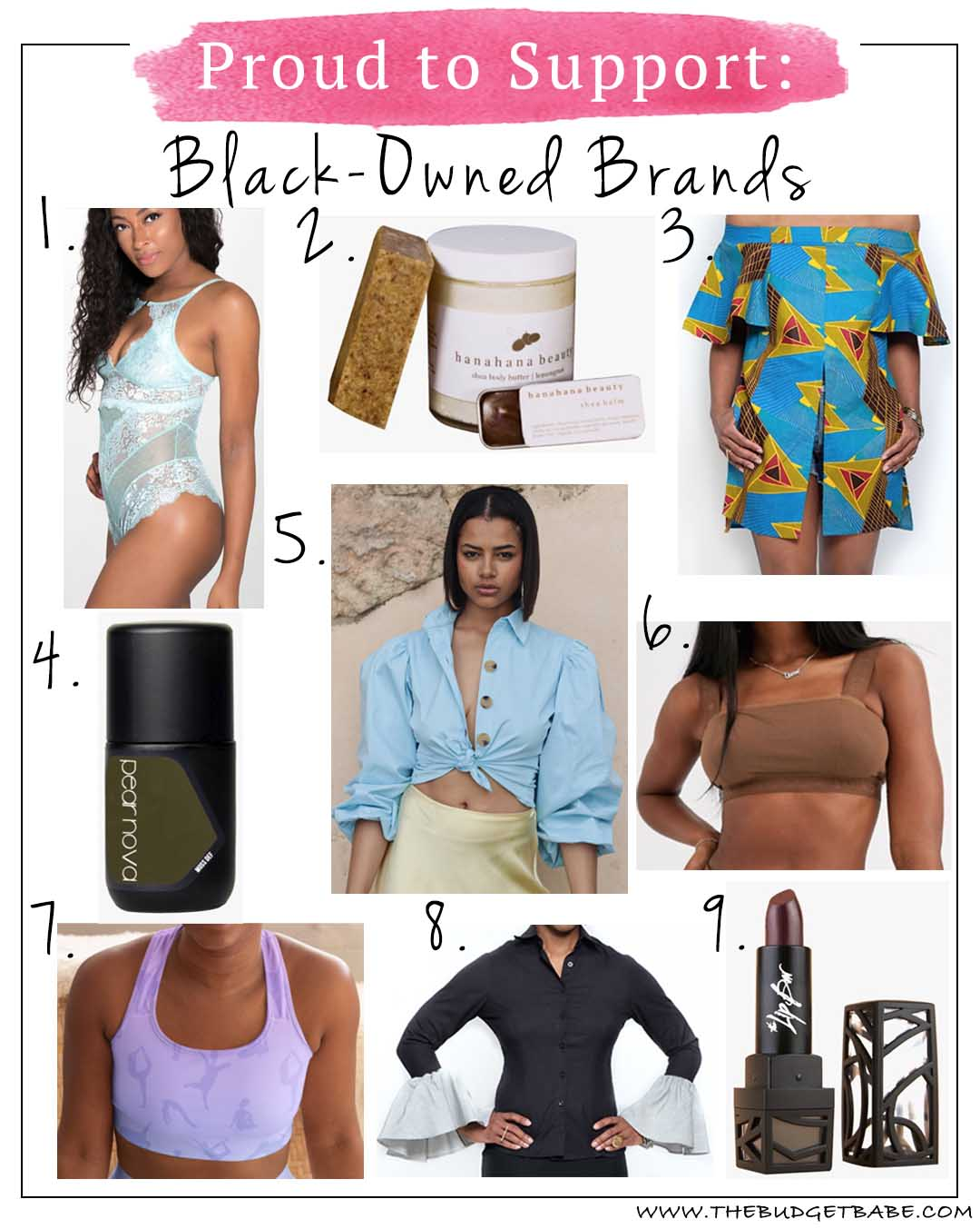 Photo of Proud to Support: Black-Owned Brands