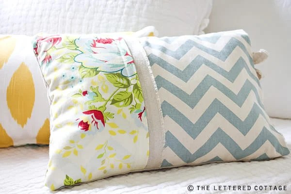 diy throw pillow projects the budget
