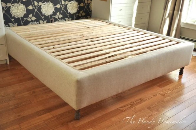 You Have To Love This Rustic Modern Platform Bed From Ana White It S The Best Of Both Worlds Lots Drawings Supply List And Complete Instructions