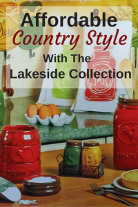 Affordable Country Style With The Lakeside Collection Pinterest Pin