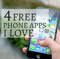 Free Phone Apps I Love Feature Image