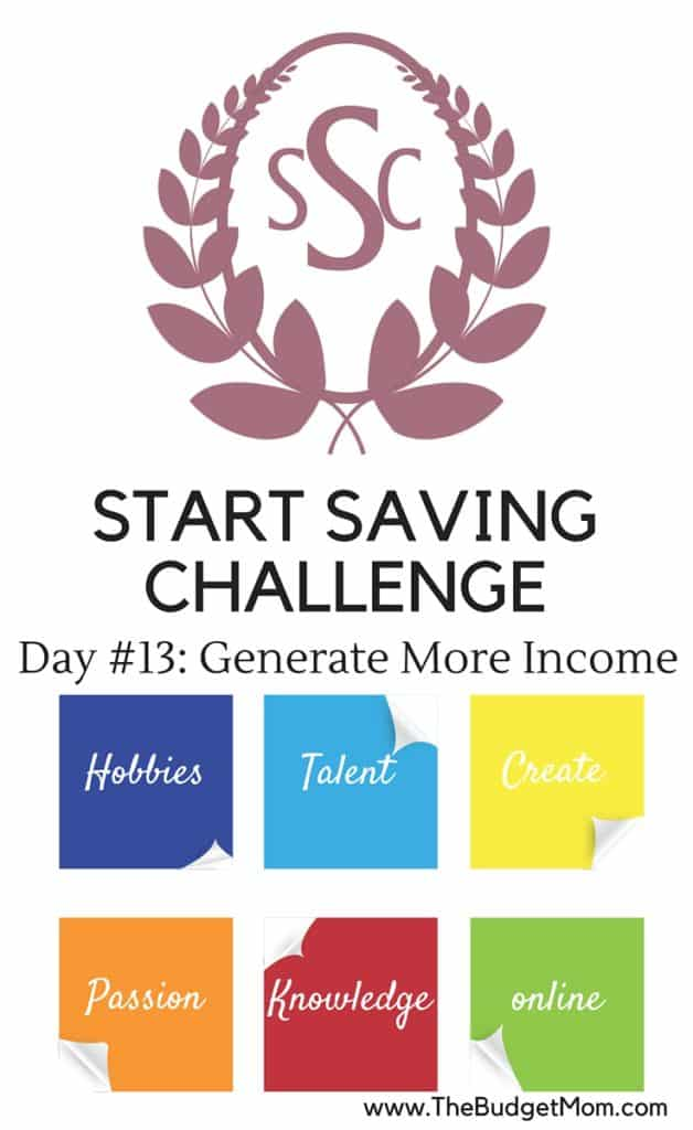 save,save more,saving,money,how to save,save more,budget,more income,how to make more money,start saving challenge,day 13