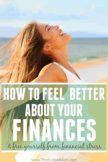 It's easy to fall into a negative mindset when dealing with your personal finances. It's also normal to feel a little anxious when pursuing your financial goals but that doesn't mean you should resort to feeling completely overwhelmed. Ease some financial stress and consider doing some of these things to brighten your outlook on your financial future. #1 is so important!
