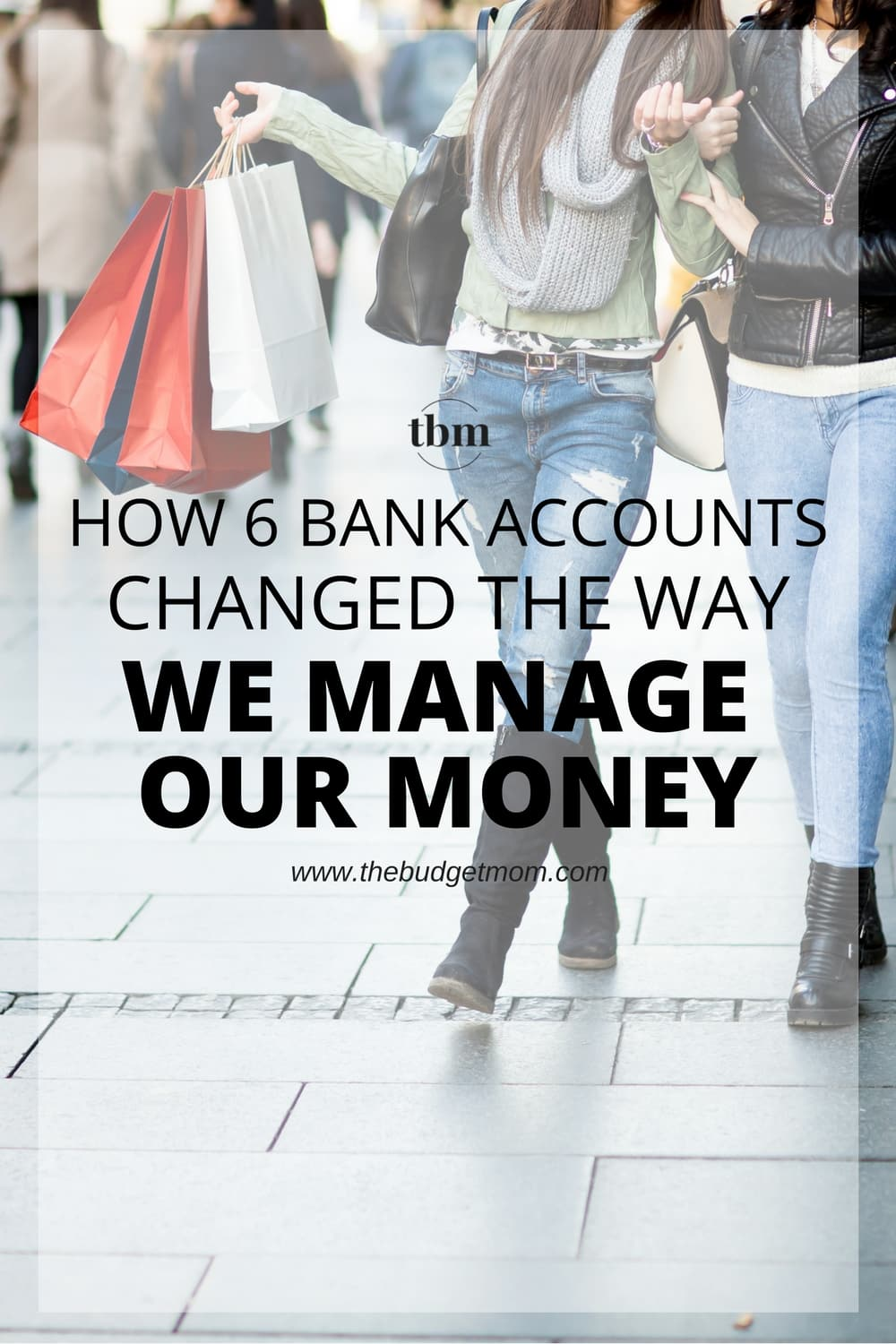 multiple bank accounts for budgeting and managing your money