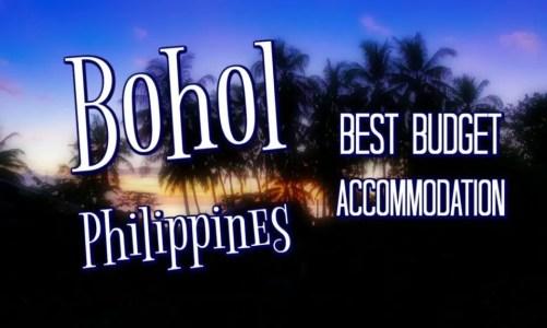 Bohol Philippines Best Places to Stay | La Casita de Baclayon