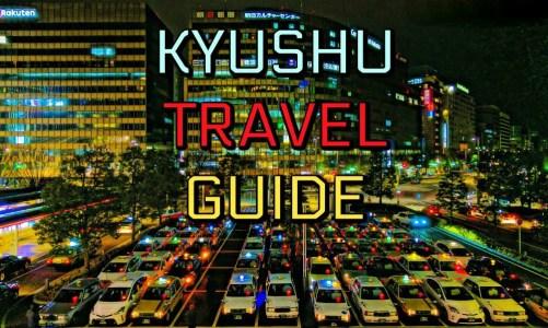 Kyushu and Fukuoka Japan | Itinerary and Budget Travel Guide