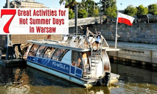 Warsaw Poland | Great Activities For Hot Summer Days