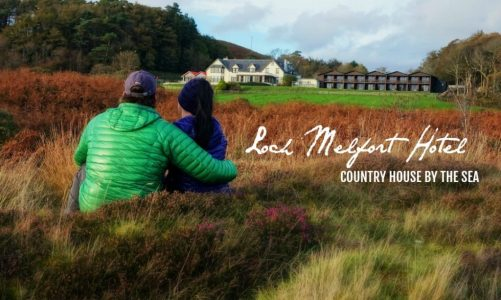 Wildlife Breaks at the Loch Melfort Hotel | Best Things to Do in Scotland