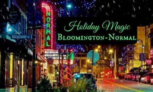 Bloomington Normal Best Holiday Activities | Ideas to Enjoy Christmas!