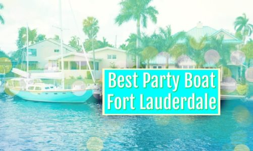 Best Party Boat in Fort Lauderdale