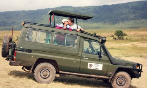 4 Reasons Why a Kenya Safari Wedding Will Blow Your Mind