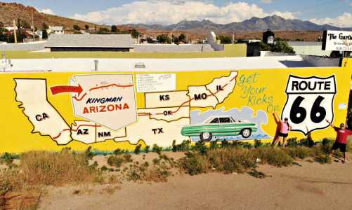 5 Best Route 66 Attractions in Each State | Great American Road Trip!
